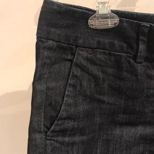 LOFT Shorts - Loft trouser denim shorts